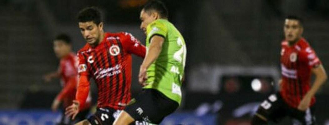 Veracruz empata ante Oaxaca; está al borde de elimininaión de la Copa MX