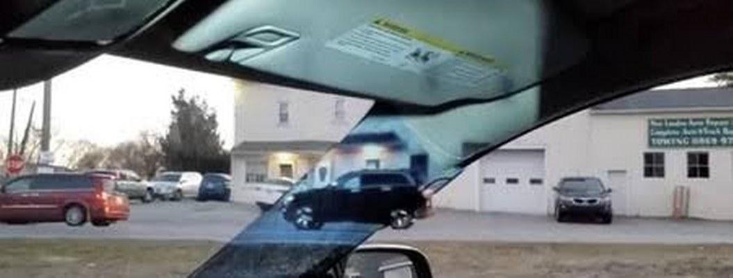 Adolescente crea innovador sistema para eliminar puntos ciegos de autos