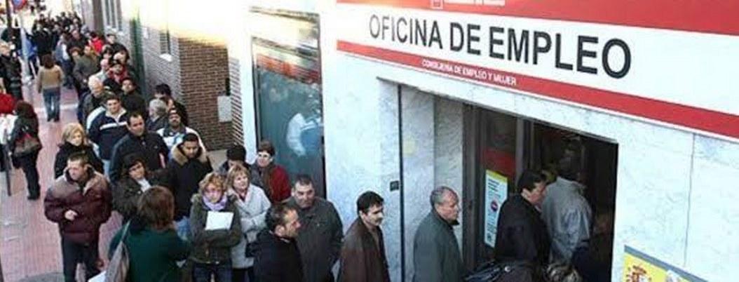 España: desempleo en su peor mes desde 2012