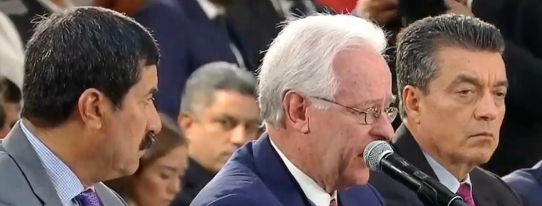 Alejandro Martí exige unidad ante reto de inseguridad
