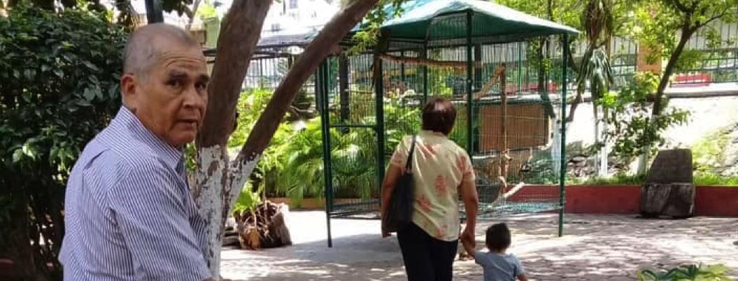 Benjamín Castañón, adulto mayor, desapareció en Chilpancingo