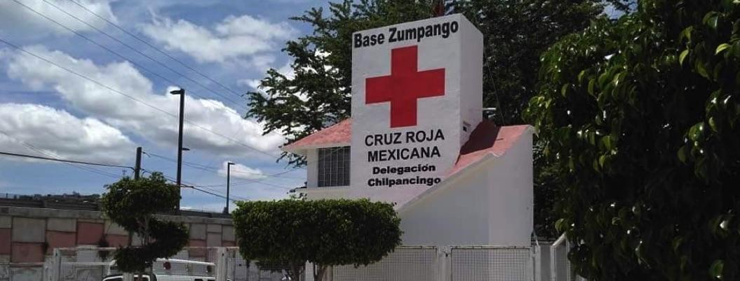 Cruz Roja cierra punto de atención en Zumpango por falta de dinero