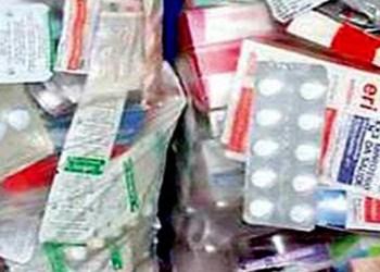 Roban 20 mdp en medicinas de almacenes de Salud en Veracruz 2