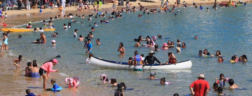 Alarmas y advertencias por COVID-19 no funcionan en Acapulco