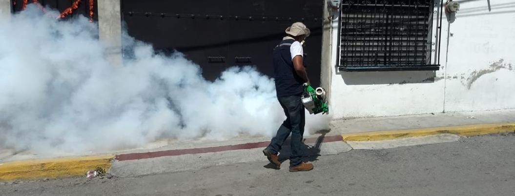 Confirman 124 casos de Zika en México