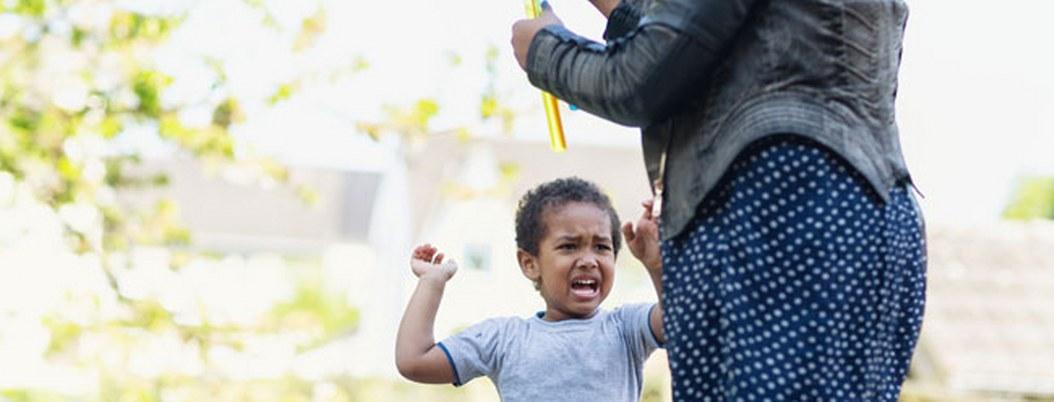 Caja de rabia: método para controlar emociones de tus hijos