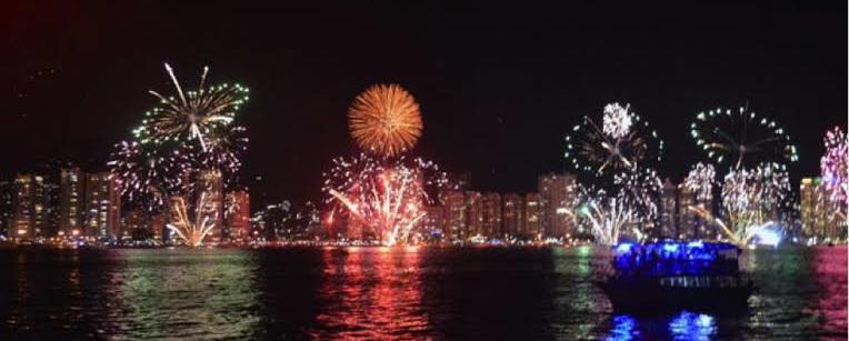 Lista la pirotecnia para la mayor fiesta de fin de año en Acapulco