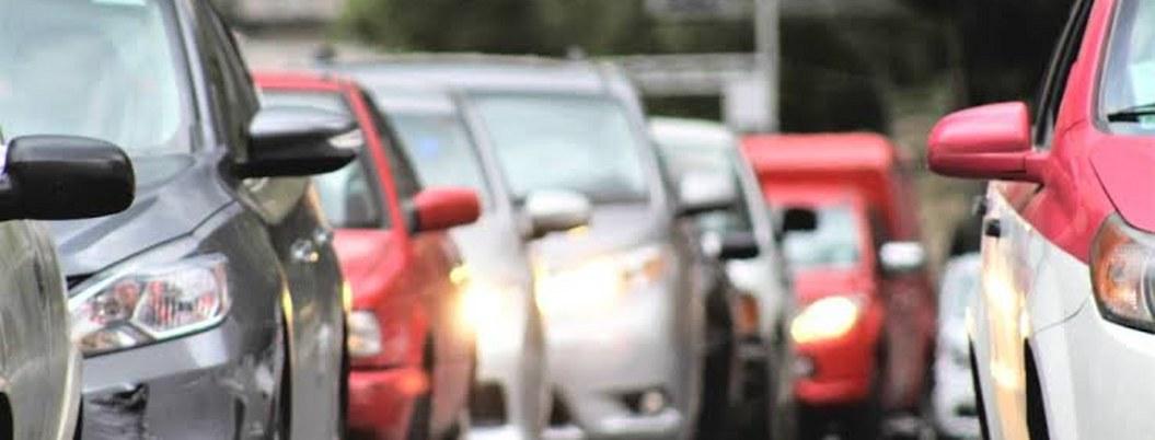 Autos con engomado rosa y terminación 1 y 2 No Circulan hoy