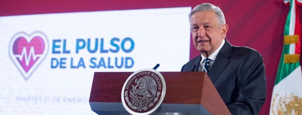Trato parejo a la delincuencia de cualquier tipo: López Obrador