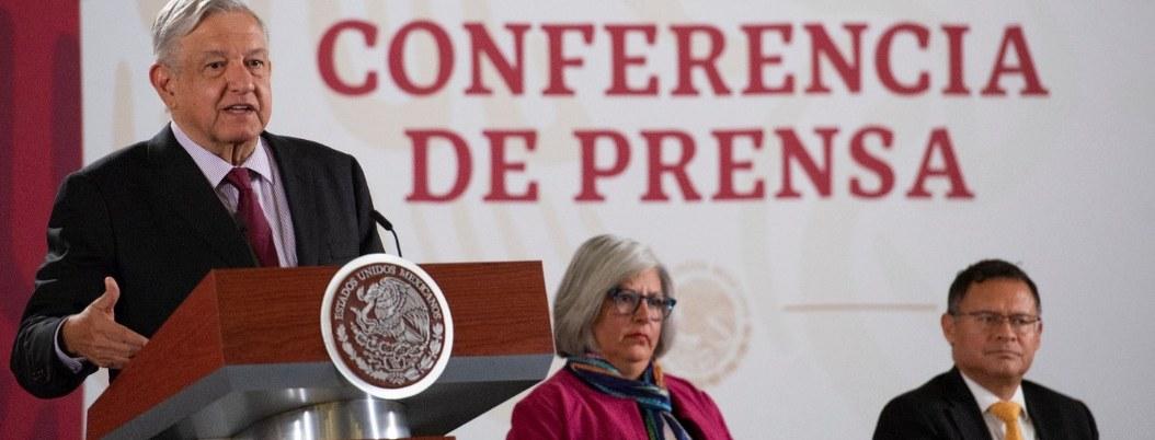 El desarrollo en México se medirá de otra forma, advierte AMLO
