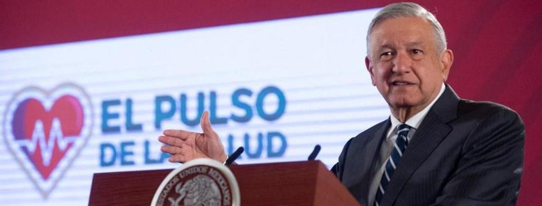 AMLO anuncia El Pulso de la Salud, nuevo modelo médico del sexenio