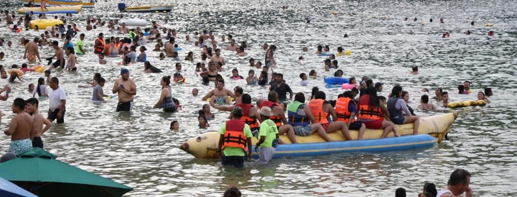 Acapulco alcanza 92.1% de ocupación hotelera en fin de vacaciones