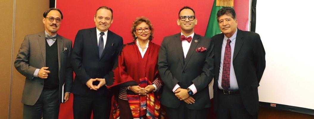 Embajada de México en Francia reconoce al Ayuntamiento de Acapulco