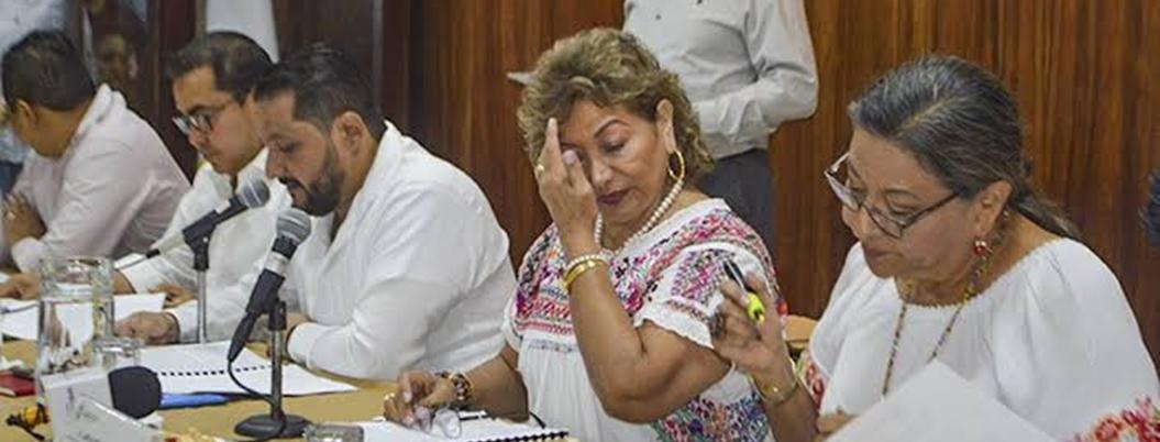 Adela Román, inacción y polítiquería