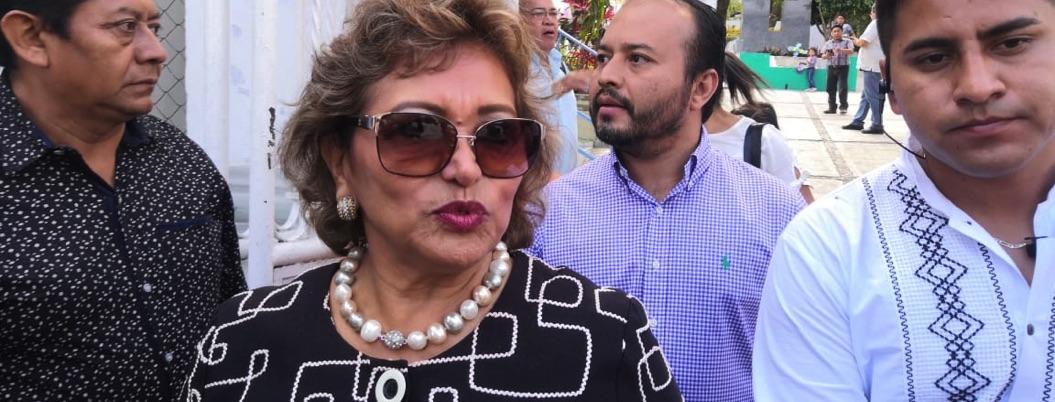 Alcaldes reconocen personalidad guerrera de Adela Román, dicen