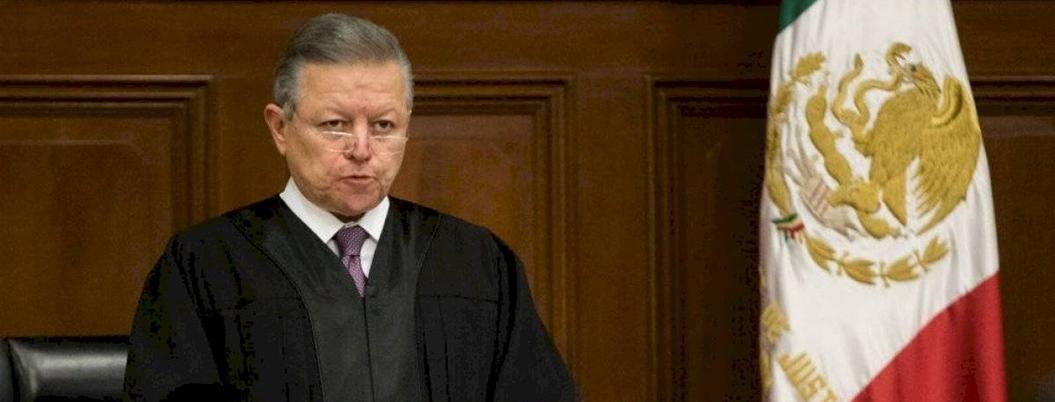 Arturo Zaldívar ratifica autonomía de Poder Judicial