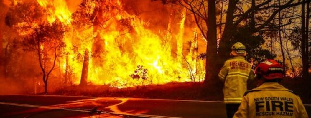 Australia: nueva ola de calor amenaza con avivar incendios