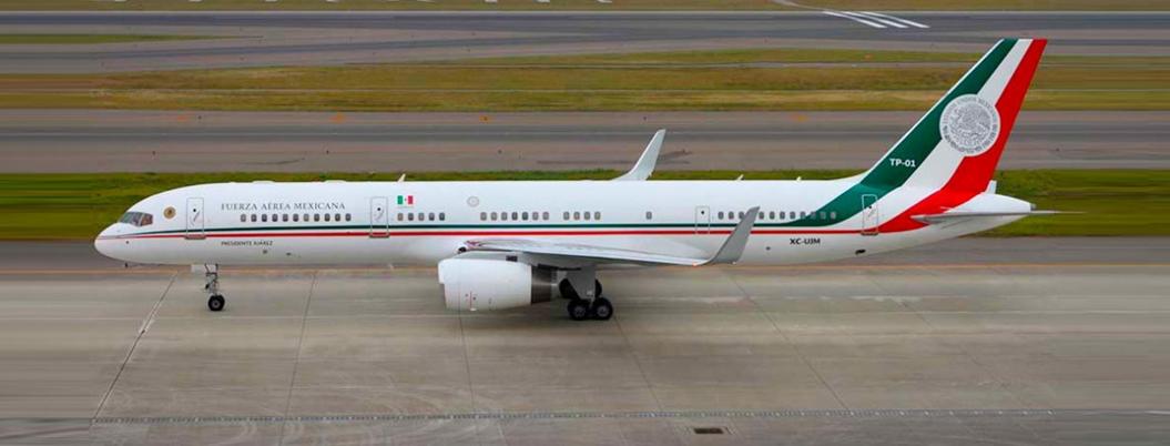 Rifa de avión disfraza coperacha para pagar gastos: Reforma