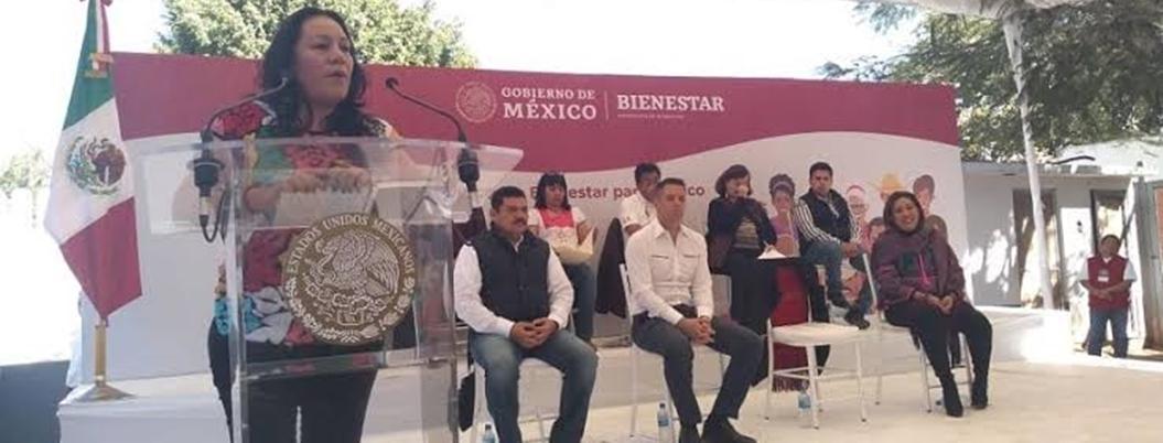 Bienestar no puede entregar apoyos por inseguridad en Veracruz