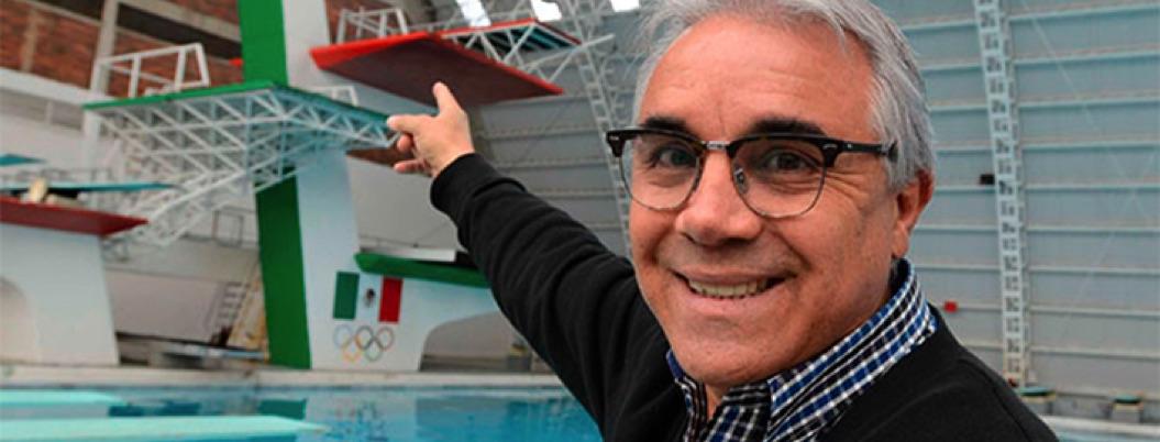Conade da por muerto a Carlos Girón; aún hay signos vitales