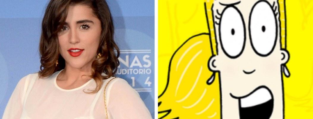 """Cassandra Sánchez Navarro debuta en el cine con """"Cindy la Regia"""""""