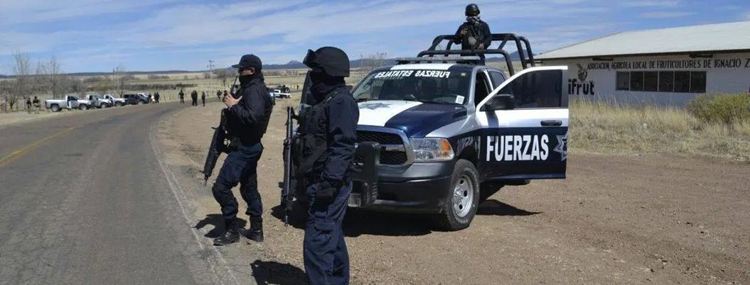 Policía, el trabajo más peligroso en Chihuahua