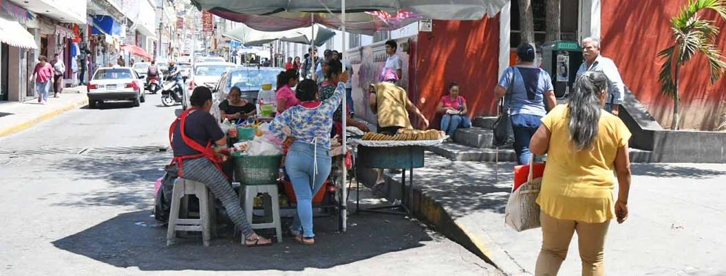 Ayuntamiento insiste con retirar ambulantes en Chilpancingo