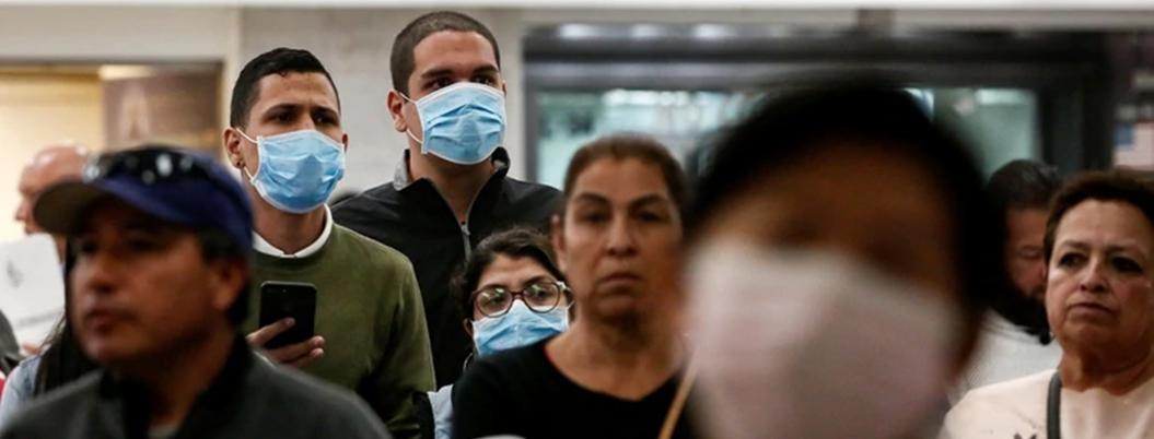 Coronavirus llegaría en 4 semanas a México