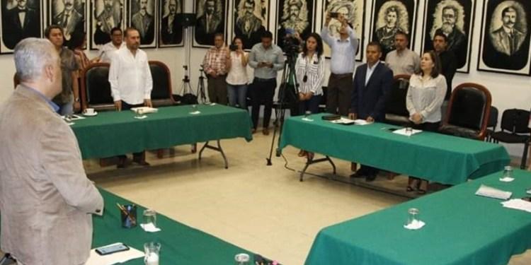 Plantean sepultar a Pablo Sandoval en Rotonda de Hombres Ilustres 1