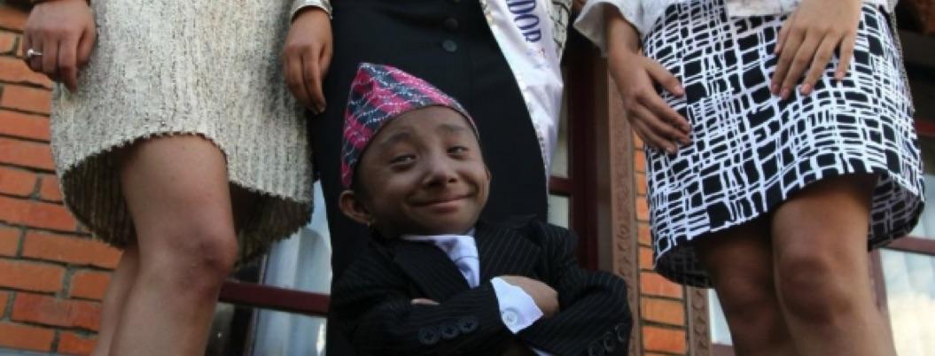 Fallece en Nepal el hombre más bajito del mundo