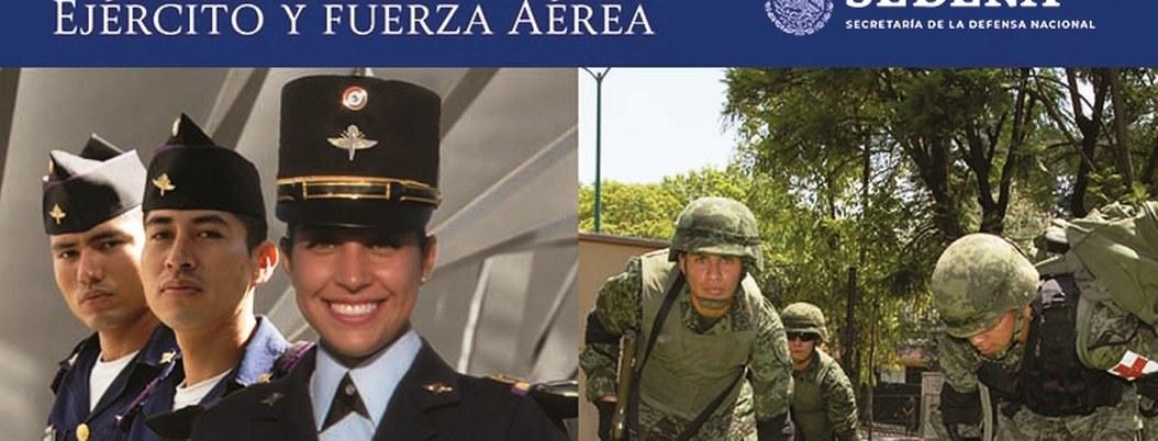 Escuelas militares en México, convocatoria y requisitos