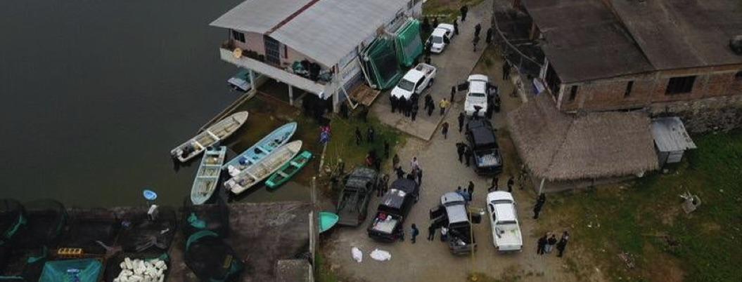 Localizan en Oaxaca siete fosas clandestinas