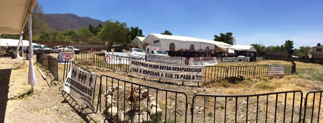 Buscarán a desaparecidos en fosas clandestinas de Jojutla, Morelos
