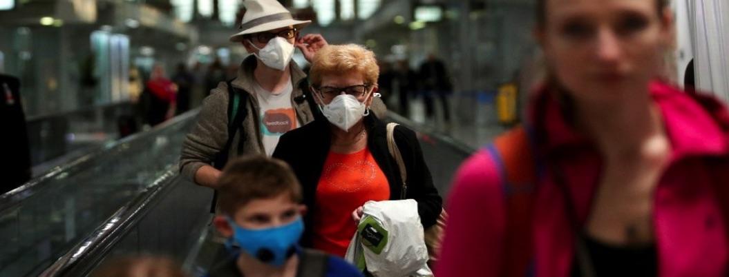 Francia confirma tercer caso de coronavirus en su territorio