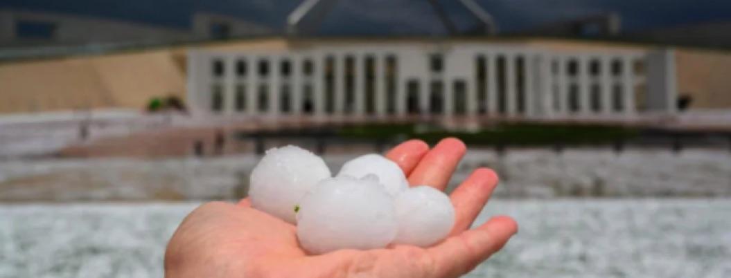 Australia, azotada por el cambio climático: ahora granizo gigante