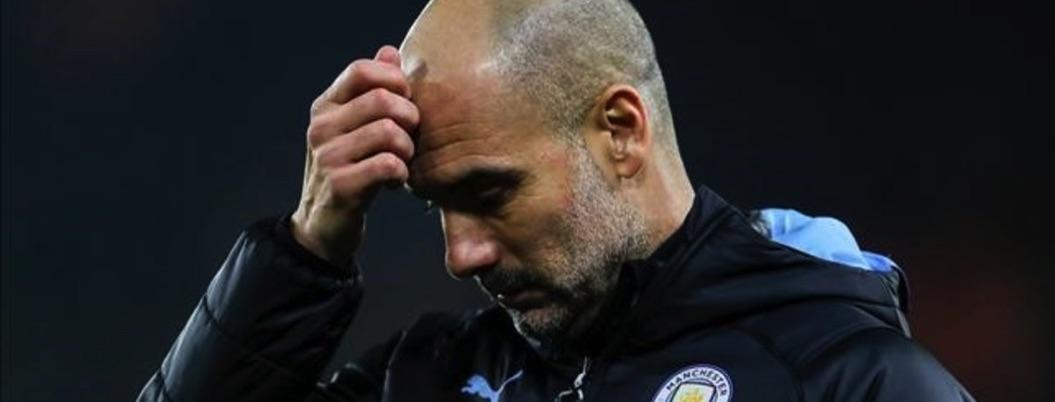 Pep Guardiola reconoce que desde que salió del Barça ha fracasado