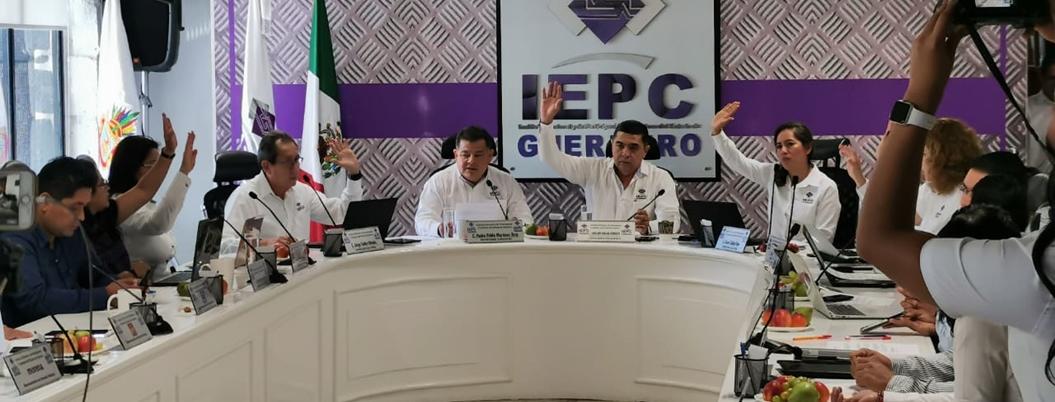 Multas a partidos políticos dejaron 13.2 mdp en arcas del Cocytieg