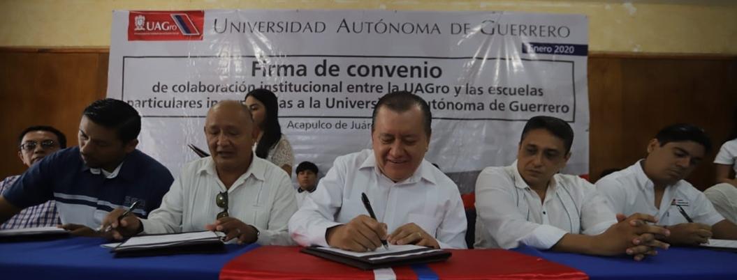 UAGro busca congeniar con Federación sin mermar autonomía