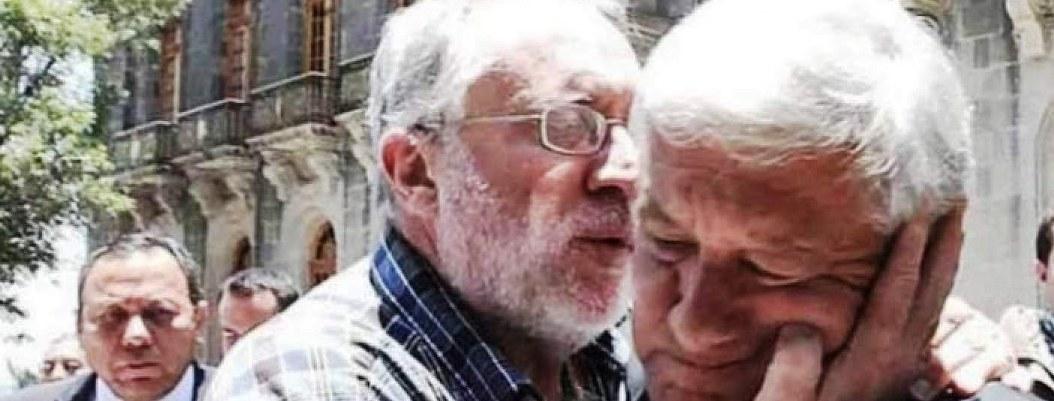 """Razón de fondo: AMLO vs Sicilia; """"aquí te pongo mi otra mejilla"""""""