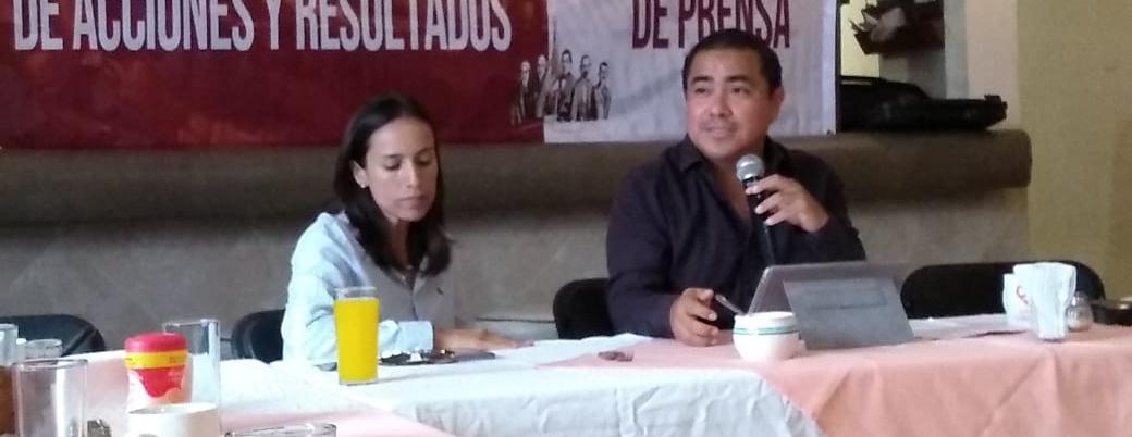 """""""Liquidarán a 500 trabajadores municipales"""", detalla Solorio"""