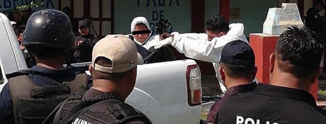 Pobladores en Chiapas queman vivo a supuesto violador y asesino