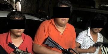 Capturan a tres por realizar disparos en zona céntrica de Acapulco 7