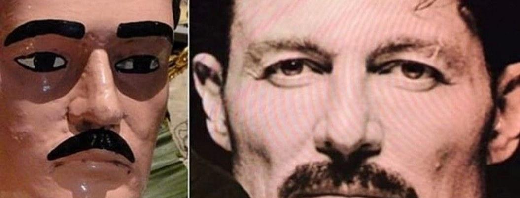 Fernando Colunga será Malverde, el santo patrón de los sicarios