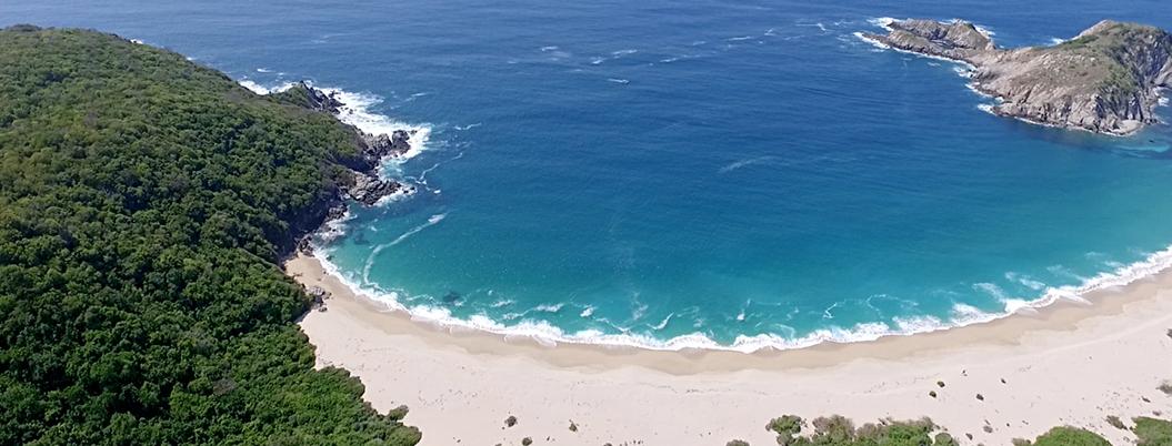 ONU inicia campaña para recolección de plástico en playas de Oaxaca