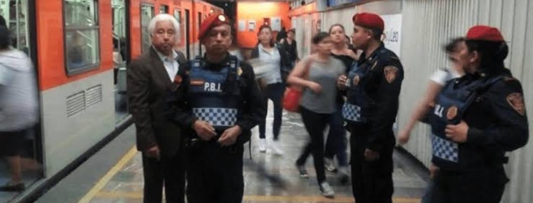 Unión Tepito ya controla estaciones del Metro en CDMX
