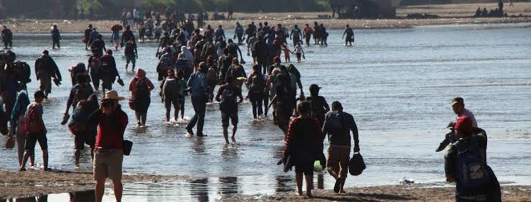 Andrés Manuel denuncia que engañan a centroamericanos migrantes