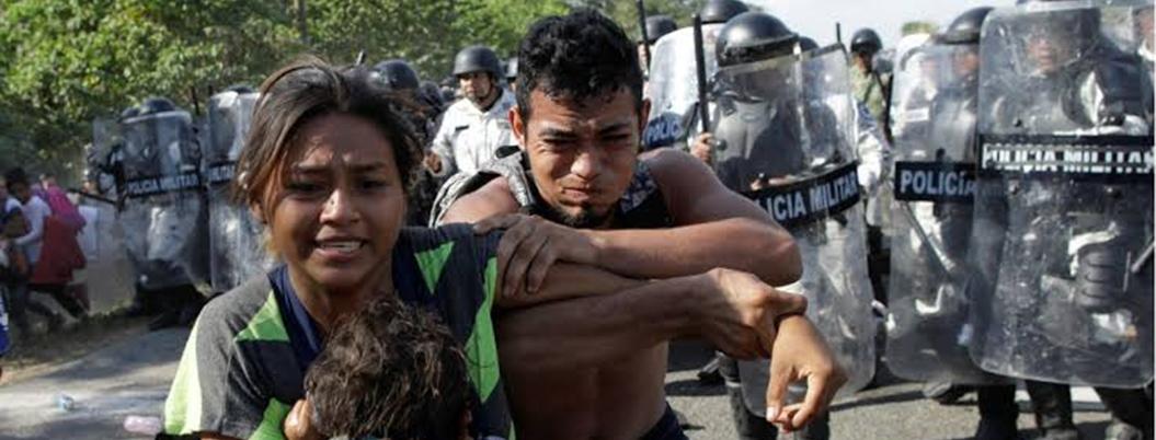 Invisibles, medio millón de centroamericanos migrantes en México