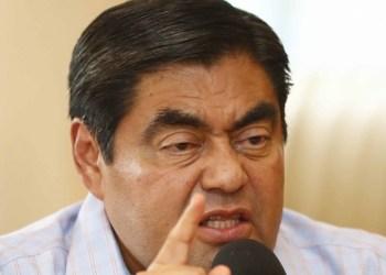 'Túneles sanitizantes no sirven contra Covid-19', dice Barbosa 2