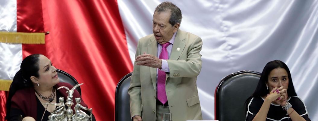 Muñoz Ledo, un aliado de AMLO que critica política migratoria