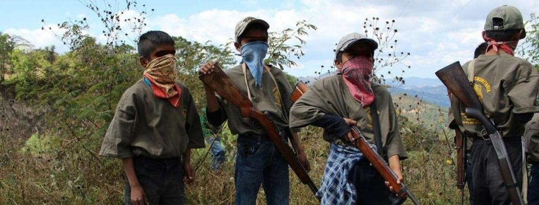 Julián LeBarón recomienda no criminalizar a niños armados